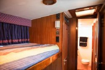 Port guest stateroom and head