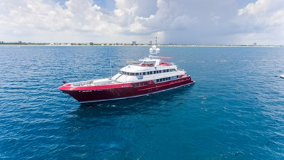 QING 1 QING 2012 CHEOY LEE Custom Marco Polo Displacement  Motor Yacht Yacht MLS #264849 1