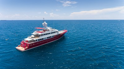 QING 2 QING 2012 CHEOY LEE Custom Marco Polo Displacement  Motor Yacht Yacht MLS #264849 2