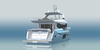 Numarine 22XP Hull #5 3 Numarine 22XP Hull #5 2022 NUMARINE 22XP Motor Yacht Yacht MLS #264882 3