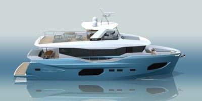 Numarine 22XP Hull #5 5 Numarine 22XP Hull #5 2022 NUMARINE 22XP Motor Yacht Yacht MLS #264882 5