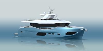 Numarine 22XP Hull #5 1 Numarine 22XP Hull #5 2022 NUMARINE 22XP Motor Yacht Yacht MLS #264882 1