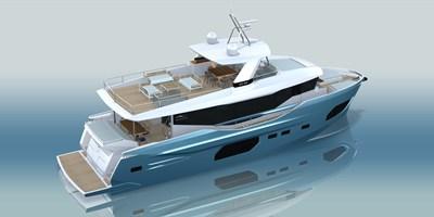 Numarine 22XP Hull #5 4 Numarine 22XP Hull #5 2022 NUMARINE 22XP Motor Yacht Yacht MLS #264882 4