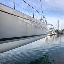 Bow haning  over water in CA 11-2017