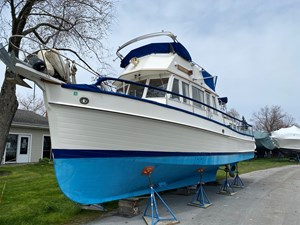 Arpension 2 Arpension 1989 GRAND BANKS 36 Heritage Classic Trawler Yacht Yacht MLS #264916 2