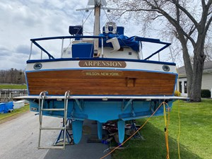 Arpension 4 Arpension 1989 GRAND BANKS 36 Heritage Classic Trawler Yacht Yacht MLS #264916 4