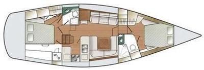 Interior configuration