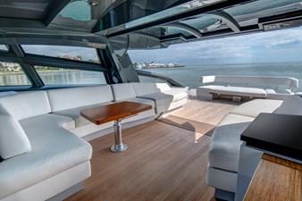 WATER JUMP II 1 WATER JUMP II 2015 BAIA Express Cruiser Motor Yacht Yacht MLS #265082 1