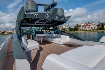 WATER JUMP II 3 WATER JUMP II 2015 BAIA Express Cruiser Motor Yacht Yacht MLS #265082 3