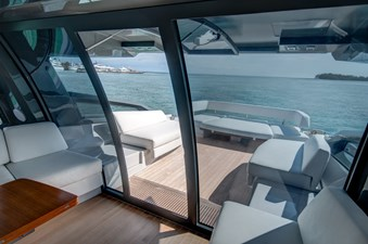 WATER JUMP II 6 WATER JUMP II 2015 BAIA Express Cruiser Motor Yacht Yacht MLS #265082 6