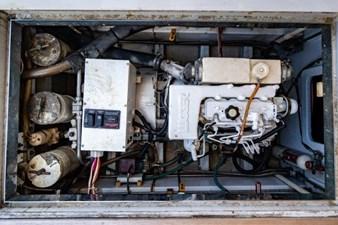 JENNY PIE  26 Engine Access