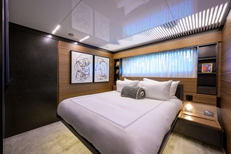 Forward Port Guest Stateroom