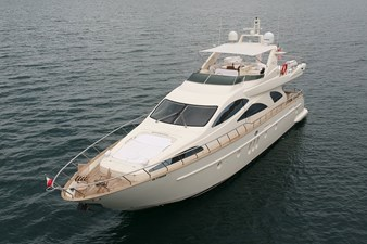Libero  33 2007 Azimut 80 Motor Yacht