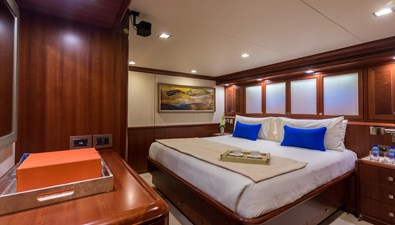 VIP King Stateroom Stbd