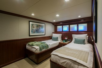 Guest Twin Stateroom Aft