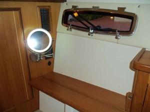Starboard Side Vanity Area