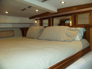 King Berth Starboard Side