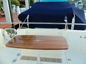 Stern Table