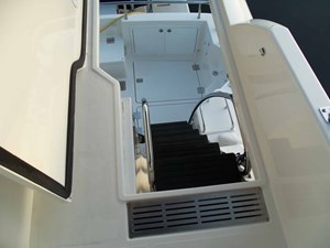 Flybridge Ladder Access