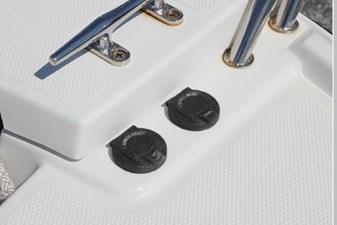 Windlass foot controls