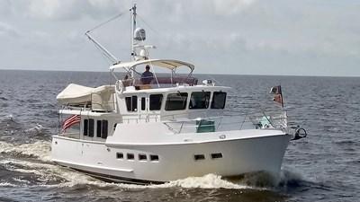 Selene 43 Misty Pearl JMYS Trawler Broker Listing -1
