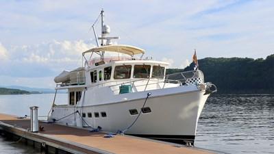 Selene 43 Misty Pearl JMYS Trawler Broker Listing -2