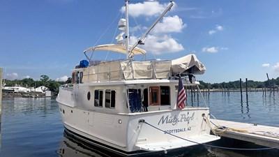 Selene 43 Misty Pearl JMYS Trawler Broker Listing -2a
