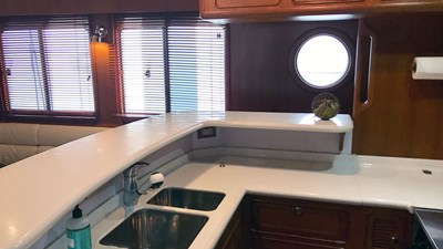 Selene 43 Misty Pearl JMYS Trawler Broker Listing -9