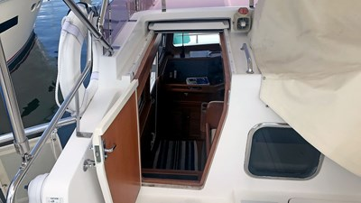 Selene 43 Misty Pearl JMYS Trawler Broker Listing -15a
