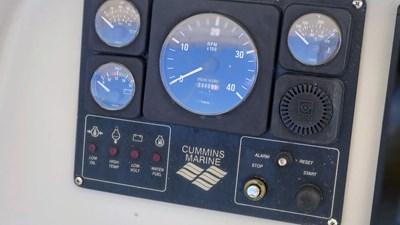 Selene 43 Misty Pearl JMYS Trawler Broker Listing -16c