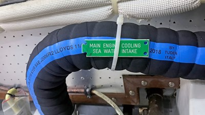 Selene 43 Misty Pearl JMYS Trawler Broker Listing -25i