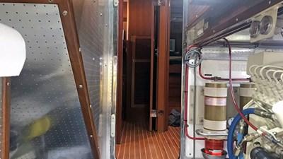 Selene 43 Misty Pearl JMYS Trawler Broker Listing -25n