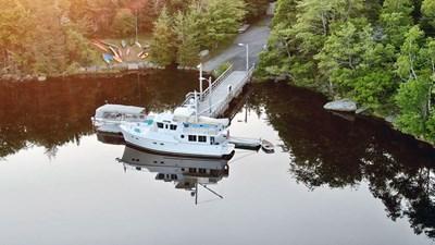 Selene 43 Misty Pearl JMYS Trawler Broker Listing -27