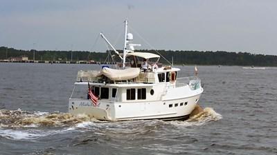 Selene 43 Misty Pearl JMYS Trawler Broker Listing -28