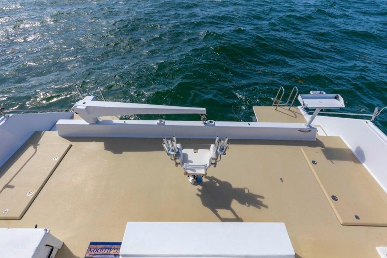 Aft Deck Aerial