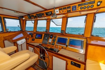 Pilothouse Navigation Electronics