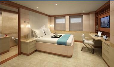 Contemporary Classic - guest cabin