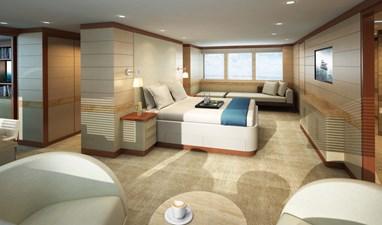 Contemporary Classic - owner suite