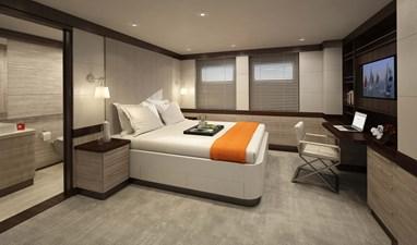 Modern Luxury - guest cabin
