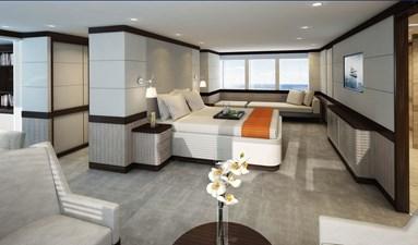 Modern Luxury - master suite