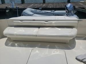 41 stern bench seat