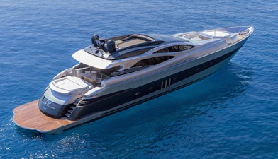 1_Pershing Yacht Z2 - Aerial view