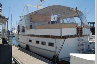 1991 DeFever 44 Trawler 265419