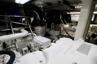 GALILEE 30 GALILEE 106 engine room 2
