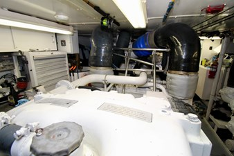 GALILEE 31 GALILEE 106 engine room
