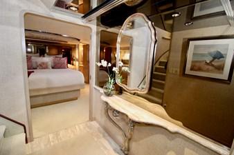 GALILEE 106 master cabin