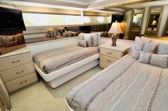 GALILEE 106 stbd guest cabin