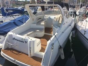 Sessa Oyster 27 Motor Yacht - Exterior