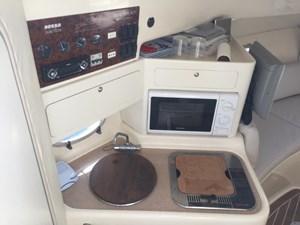 Sessa Oyster 27 Motor Yacht - Interior - Galley