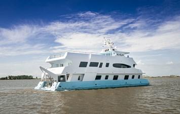 2016 106 Housboat Le Colby Jean Stbd Qrtr